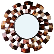 Hazelwood Home Art Deco Inspired Mirror