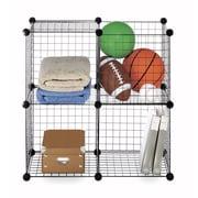 Whitmor, Inc Storage Cubes 14.25'' Shelving Unit