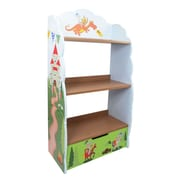 Fantasy Fields Knights & Dragons 41'' Bookshelf