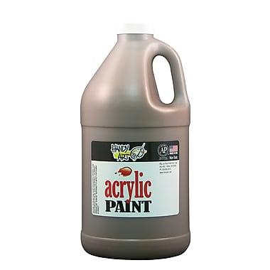 Handy Art 103-090 Acrylic Paint, 32oz, Brown