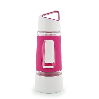 Bios Fruition Infusing Water Bottle, Pink