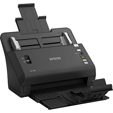 Epson - Numériseur de documents WorkForce DS-760, couleur