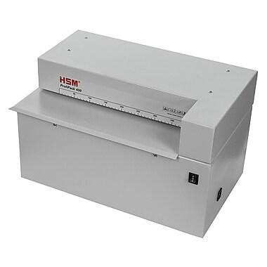 HSM – Perforateur de carton à une couche ProfiPack 400