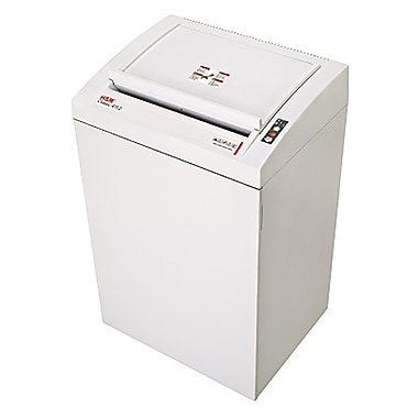 HSM Classic 411.2 HS L6 Cross-Cut Shredder, 16 Sheet Capacity