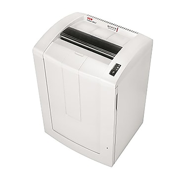 HSM Classic 390.3 HS L6 Cross-Cut Shredder, 12 Sheet Capacity