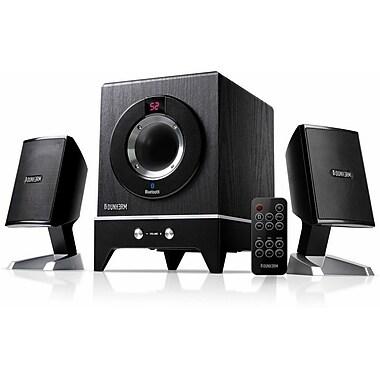 Dunherm DH-2000BT Bluetooth Sound System, Black