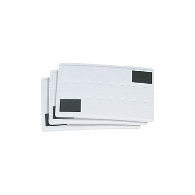 Diebold DryKlean ATM Cleaning Card, 4/Pack