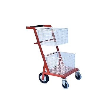 SMS1 Heavy Duty Mail Cart
