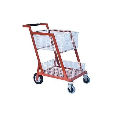 SMS2 Heavy Duty Mail Cart