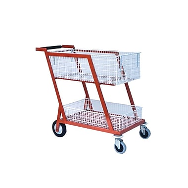 SMS4 Heavy Duty Mail Cart