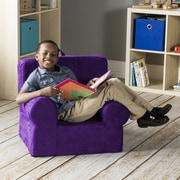 Jaxx Julep Kids Foam Chair; Grape