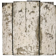 Illumalite Designs 13'' Weathered Wood Drum Shade