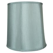 Home Concept 12'' Shantung Drum Lamp Shade