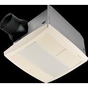 Broan Ultra Silent 110 CFM Energy Star Bathroom Exhaust Fan with Fluorescent Light