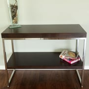 Pangea Home Floyd Console Table; Espresso