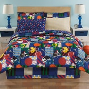 Royale Linens All Star Bed in a Bag Set; Full
