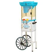 Nostalgia Electrics Vintage Collection Snow Cone Cart