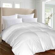Blue Ridge Home Fashion 1000 Thread Count All Season Down Alternative Comforter; Twin