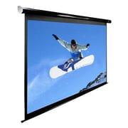 Elite Screens Spectrum Series Matte White Electric Projection Screen; 125'' diagonal