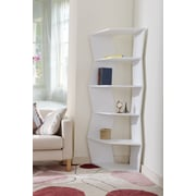 Hokku Designs Pucelle 70.87'' Accent Shelves; White