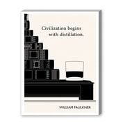 Americanflat Civilization Graphic Art