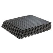 GGI International Interlocking Foam Puzzle Exercise Mat (Set of 6)