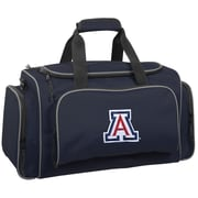 Wally Bags NCAA Collegiate 21'' Gym Duffel; Arizona