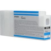 Epson T6422 (T642200), Cyan Ink Cartridge, Standard Yield