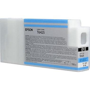 Epson T6425 (T642500), Light Cyan Ink Cartridge, Standard Yield