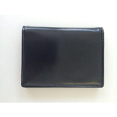 Club Rochelier Transit Pass Card Holder, Black