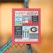 Glory Haus Georgia Spirit Magnet Graphic Art