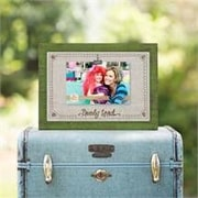 Glory Haus Dearly Loved Linen Clip Picture Frame