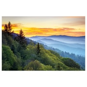 PrestigeArtStudios Great Smoky Mountains Photographic Print