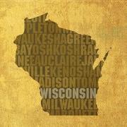 PrestigeArtStudios Wisconsin Textual Art
