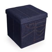 DanyaB Folding Storage Ottoman