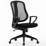 id e Deluxe High-Back Mesh Desk Chair