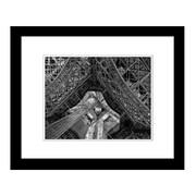 PrestigeArtStudios Eiffel's Heart Framed Photographic Print