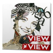 PrestigeArtStudios View Graphic Art on Wrapped Canvas (Set of 2)