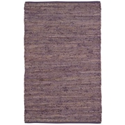 St. Croix Earth First Purple Area Rug; 4' x 6'