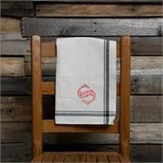 Glory Haus S Initial Tea Towel