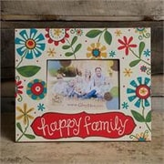 Glory Haus Happy Family Picture Frame