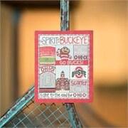 Glory Haus Ohio State Spirit Magnet Graphic Art