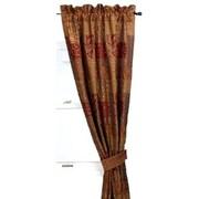 Croscill Galleria Pole Top Drapery Rod Pocket Panels   (Set of 2)