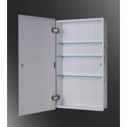 Ketcham Medicine Cabinets Euroline 16'' x 36'' Surface Mounted Medicine Cabinet