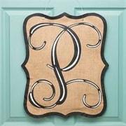 Glory Haus Burlee Address Sign; P