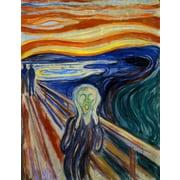 PrestigeArtStudios The Scream Painting Print
