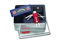 Victorinox Swiss Army® 10-in-1 Golf Enthusiast Ultimate Golf Tools Set with Callaway Golf Balls