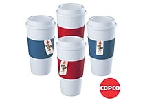 Copco® Acadia eco-friendly Reuseable 16 oz. To-Go Travel Mugs