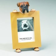 ESPets Boxer Brindle Picture Frame