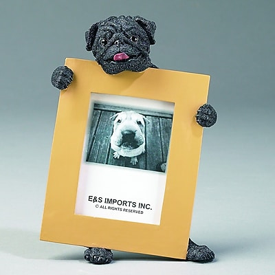 ESPets Pug Picture Frame WYF078277818025